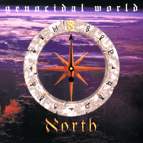 Genocidal World album cover